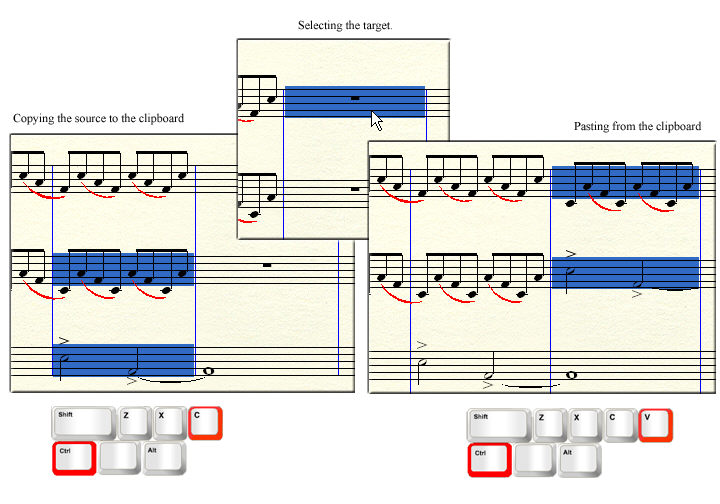 Copying Music